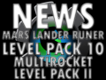 Mars Lander Level Pack 10 now available