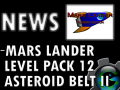 Mars Lander Level Pack 12 now available