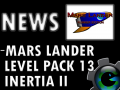Mars Lander Level Pack 13 now available