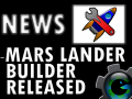 Mars Lander Builder now available!