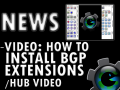 BGP Extensions Hub Video and Installation Guide