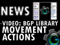 BGP Extensions: BGP Library Movement Actions Video