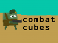 CombatCubes Update #002 - Weapon Selection, Enemies, and a Gameplay Video!