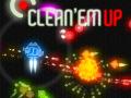 Clean'Em Up launch on Desura