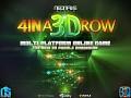 4 IN A 3D ROW - Multiplatform Online Game