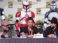 Clone Wars, Comic-Con panel  recap