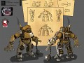 Steampunk Mechs - What more can you ask for!