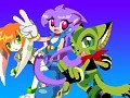 The Evolution of Freedom Planet