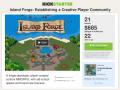 Island Forge @ Kickstarter!