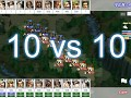 [ update ] Finally ! 10 vs 10 is unlocked !