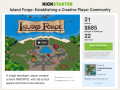 Lifetime Membership Reward @ Kickstarter
