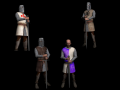 New Light Armor Types