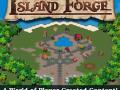 Island Forge @ Steam Greenlight (and Kickstarter!)