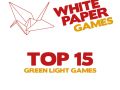 White Paper Games Top 15 Green Light List Collection is out!