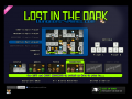Lost In The Dark - Now on Kongrgate.com