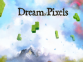 Dream of Pixels, a beautiful falling blocks puzzle game, in reverse!