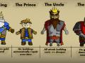 New Character Concepts - Airship Pilots!