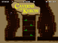 Caverns of Khron Now Available on IndieDB