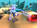 """Lost Little Robot"" + Tesla = monster update"