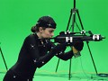 Contagion - In the Motion Capture Studio (Video)