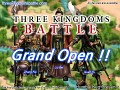 The Grand Open starts !!