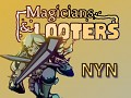 Magicians and Looters Gameplay - Nyn