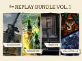 The Replay Bundle