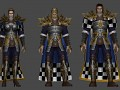 City of Steam Art Dev Journal - New Guard Uniforms!