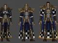 City of Steam Art Dev Journal - New Guard Uniforms!