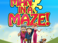 Man in a Maze is on Greenlight