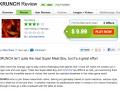 Gamezebo reviews KRUNCH (★★★½)