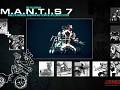 Evolution of M.A.N.T.I.S 7