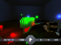Paranautical Activity Gameplay Video: Plasma rifle, giant whale boss, and more!