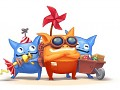 Molecats change the title but not their's twist!