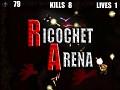 Ricochet Arena New FX, Arcade Mode + Final Boss!