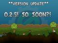 0.2.5! So soon?