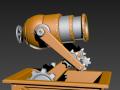 Dev Log: Prototyping a cannon mechanic