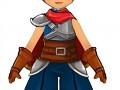 Character 1 - Warrior/Knight -