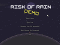Risk of Rain Demo v1.0.1