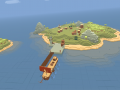 Freebooter adds new island models and assets!