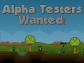 I am looking for alpha testers! Interested?
