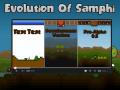Evolution Of Samphi Video - 15 Months Development in 5 Minutes