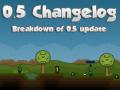 0.5 Changelog!
