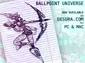 Ballpoint Universe Available Now to Play