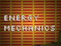 Energy mechanics & weekly update
