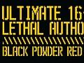 Black Powder \\ Red Earth Merch