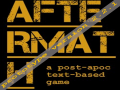 AfterMath - a post-apoc text-based game: prototype version 2.2.1