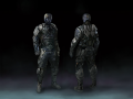 Stalker and Mutated Citizen concepts