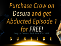 Purchase Crow on Desura and get Abducted Episode 1 for free