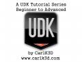 UDK Tutorial Series (Post 1-50)